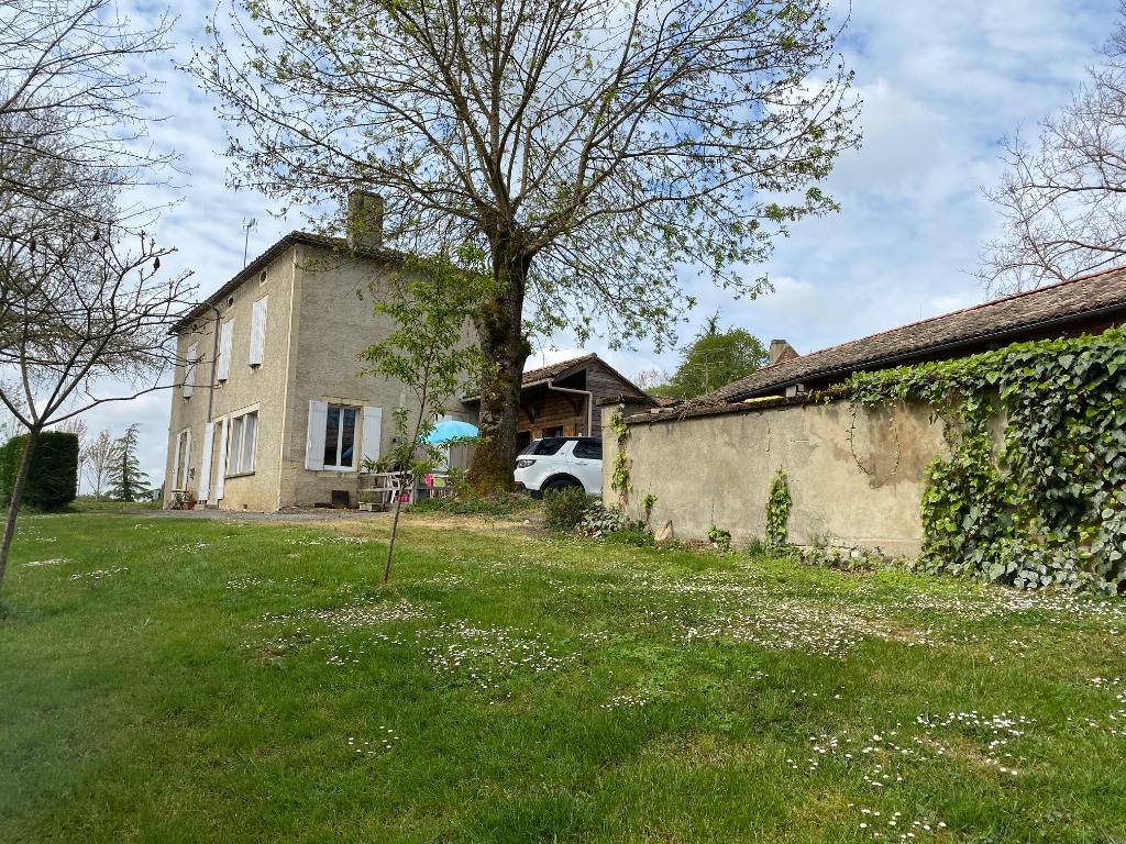 Maison de bourg , Ancienne école