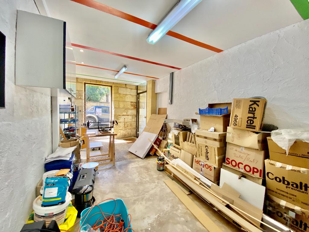 Loft triplex avec local commercial