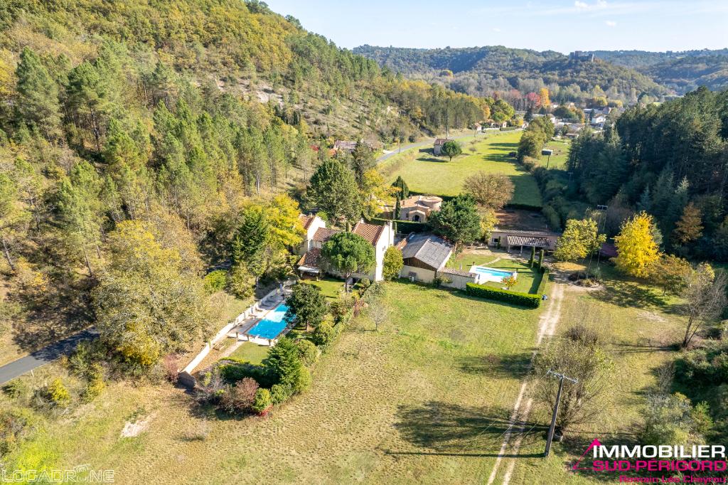 Magnifique Villa avec maison d'amis et 2 piscines