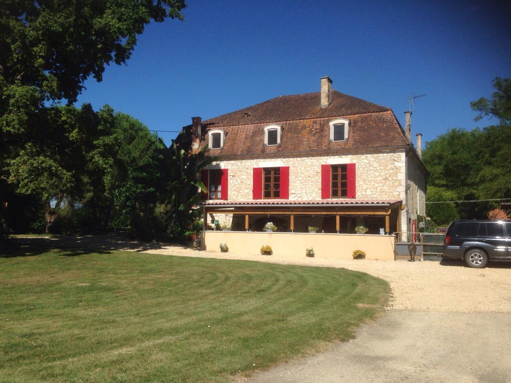 Belle maison de maître