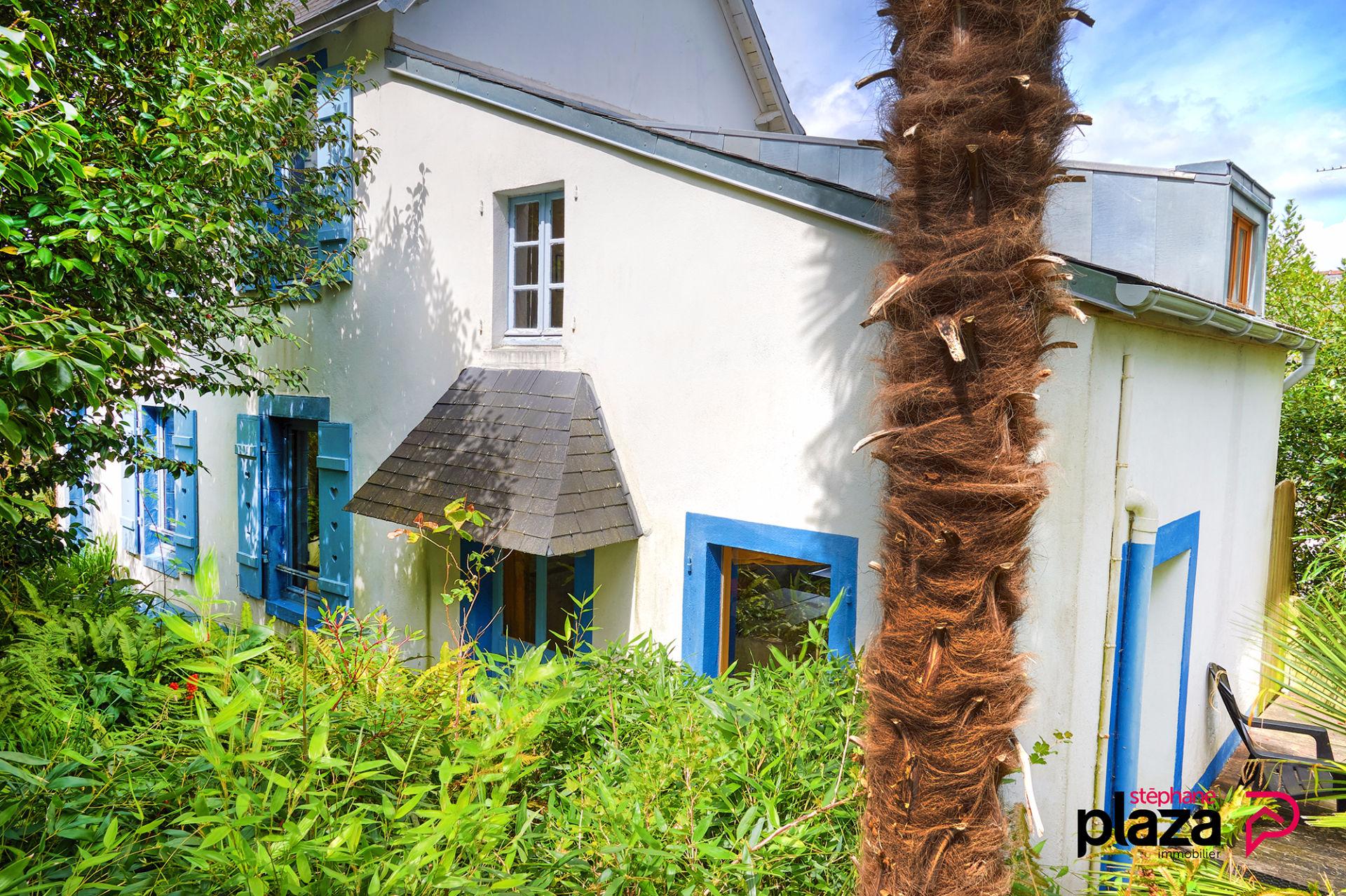 Vente maison à quimper 6 pièces 120 m²