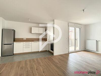Appartement a louer nanterre - 2 pièce(s) - 55 m2 - Surfyn
