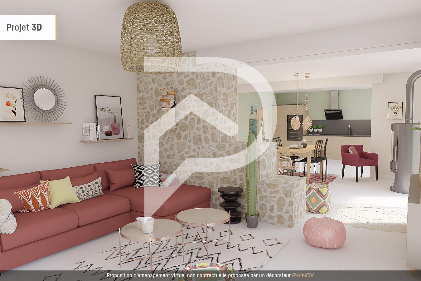 Rhinov Salle De Bain ~ annonce vente maison fareins 01480 190 m 280 000 992741800293