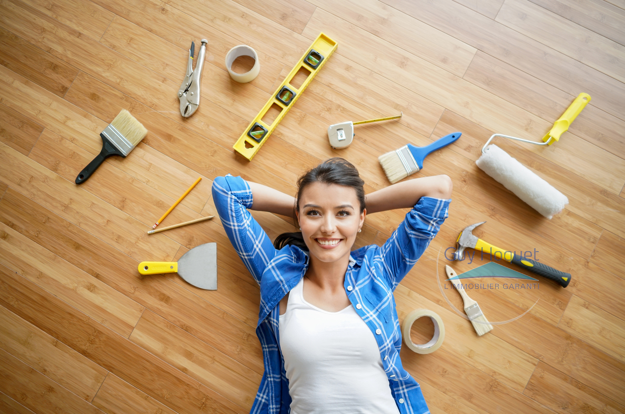 Profitez de l'été pour rénover votre logement
