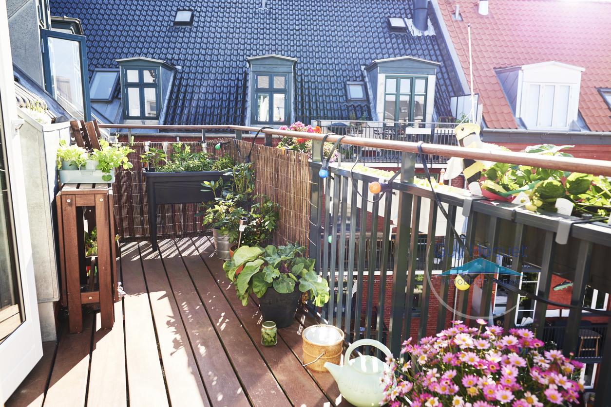 Balcon et terrasse : quelles différences ?