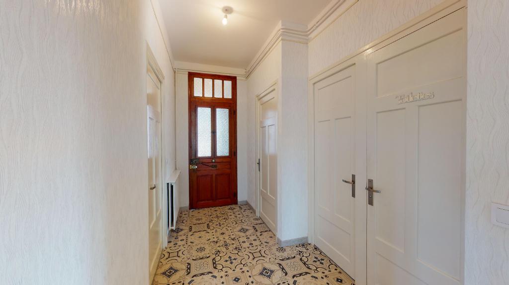 À vendre, appartement de 89,53 m², avec jardin à AIX LES ...