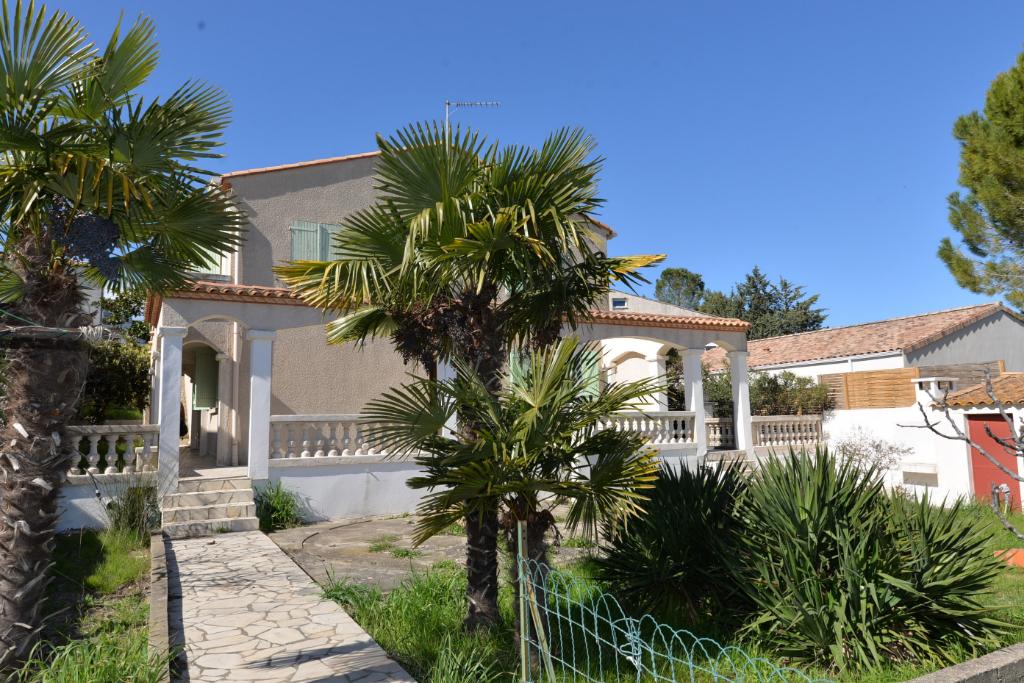 Maison T5 de 155 m² sur un terrain de 987 m²