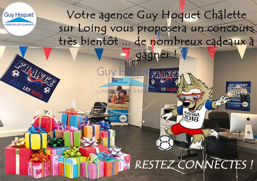 Châlette-sur-Loing -  Jeux concours Facebook