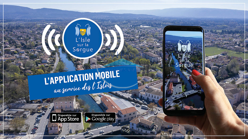 L'application mobile de proximité !