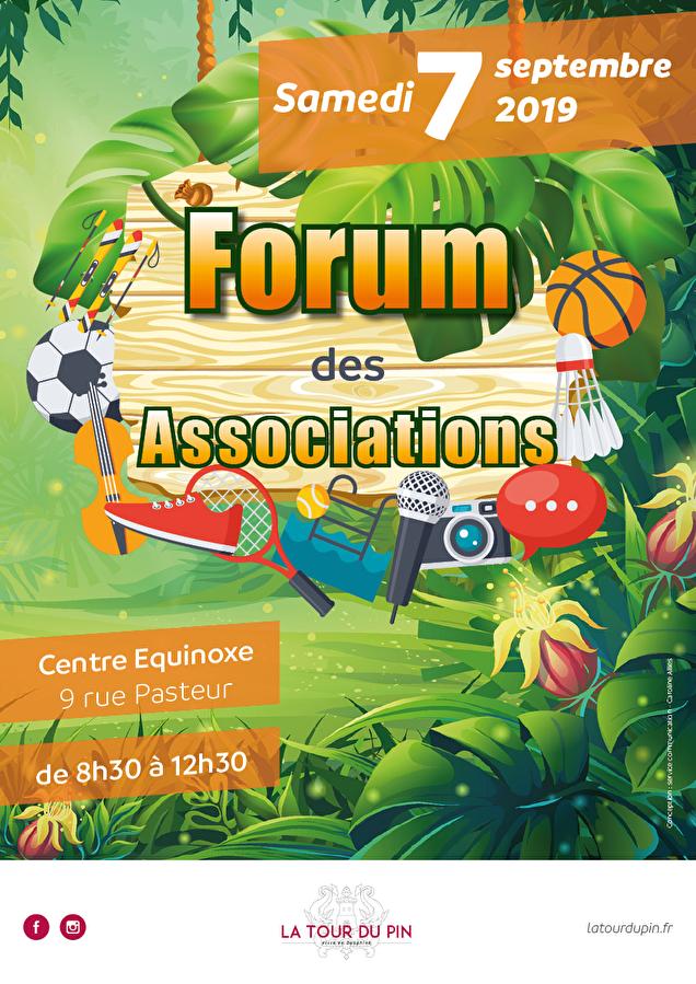 Forums des associations de La Tour du Pin et des communes aux alentours suggérés par votre agence Guy Hoquet La Tour du Pïn