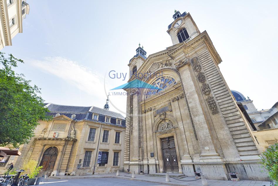 Bellecour - La chapelle de l'Hôtel-Dieu rénvovée