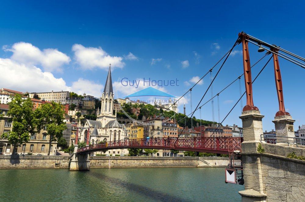 Lyon - Ballades estivales