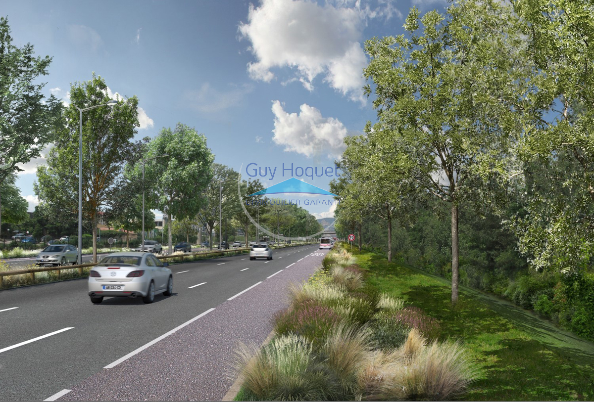 Transports - Une voie de bus sur l'A6 et l'A7 en 2020