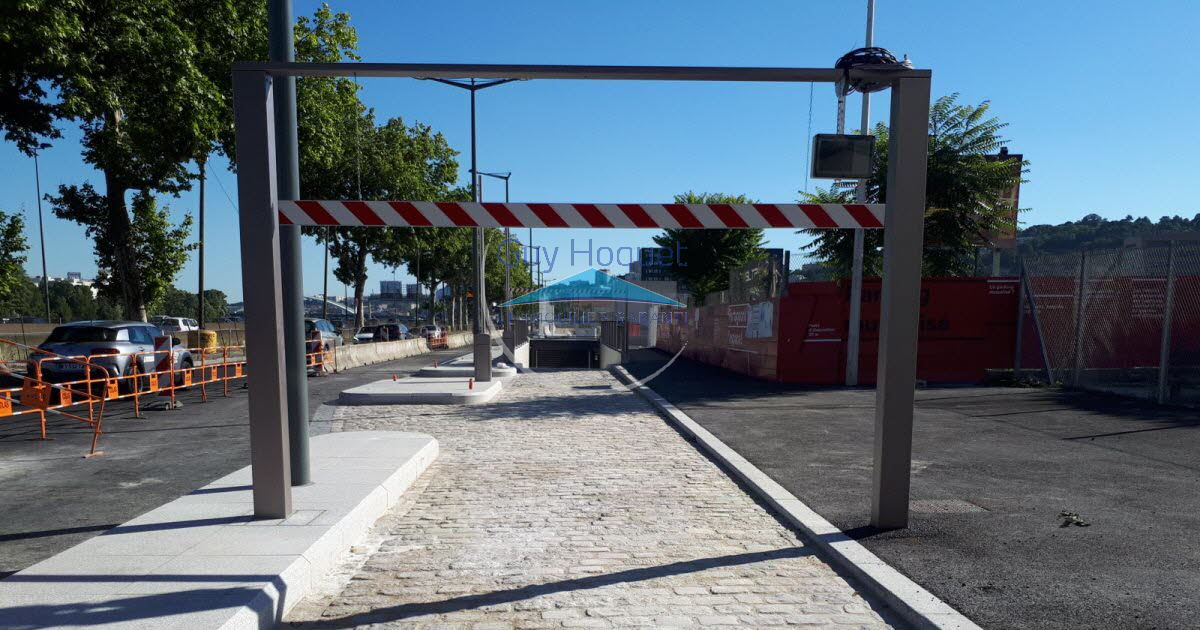 Confluence - Un nouveau parking mutualisé de 814 places a ouvert