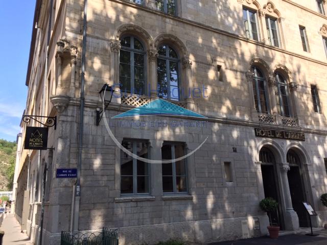 L'hôtel de l'Abbaye d'Ainay a ouvert ses portes