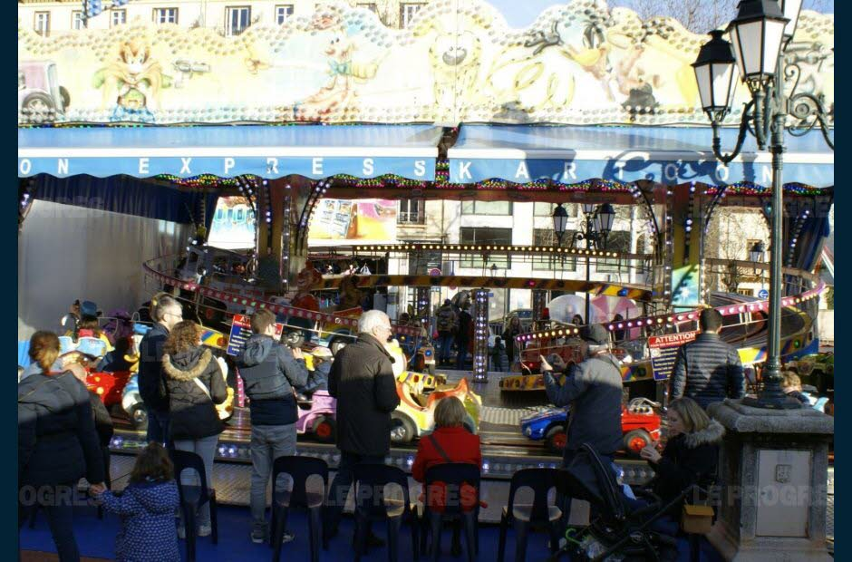Lyon : la petite vogue de Monplaisir ouvre ses portes jusqu'au 7 avril
