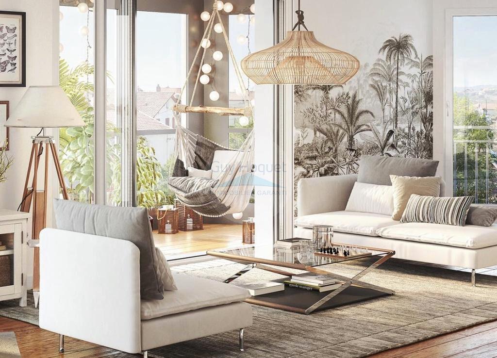 Appartement a vendre houilles - 3 pièce(s) - 60.8 m2 - Surfyn