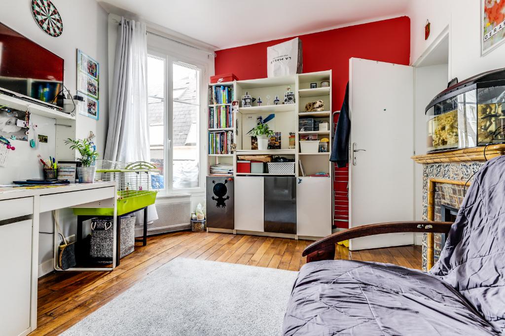 Vente Appartement de 2 pièces 35 m² - PARIS 75020 | 20ème APPART PYRÉNÉES - AR photo3