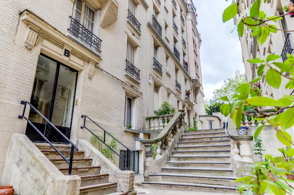 Vente Appartement de 2 pièces 35 m² - PARIS 75020 | 20ème APPART PYRÉNÉES - AR photo5