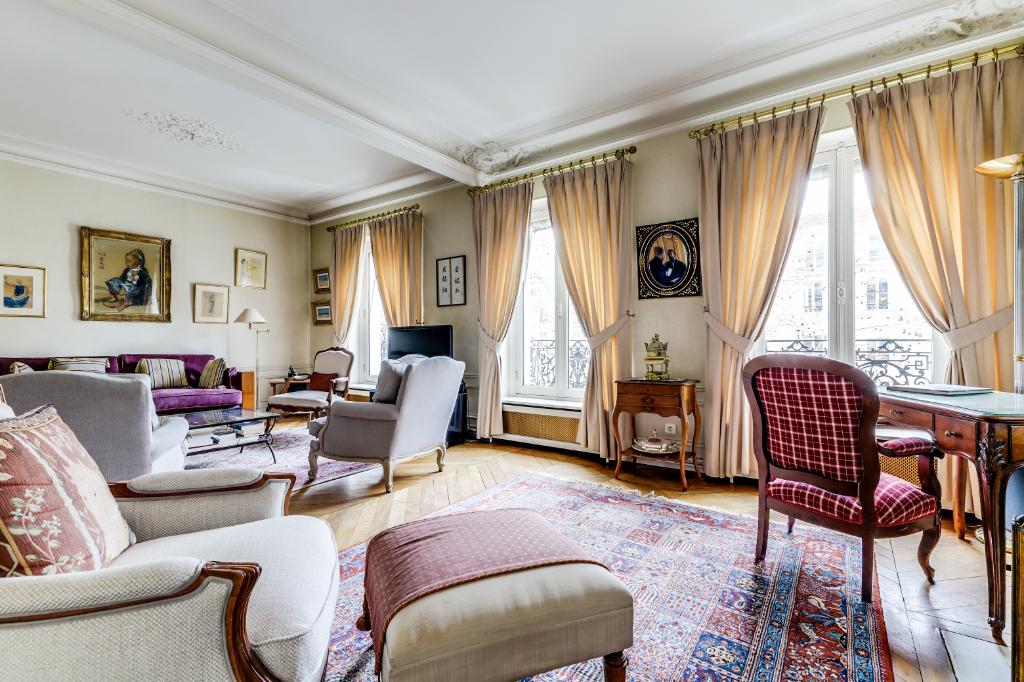 Vente Appartement de 5 pièces 115 m² - PARIS 75011   20ème APPART PYRÉNÉES - AR photo1