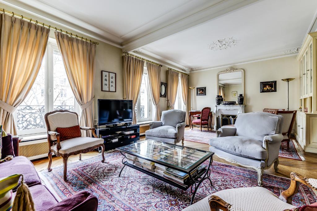 Vente Appartement de 5 pièces 115 m² - PARIS 75011   20ème APPART PYRÉNÉES - AR photo2