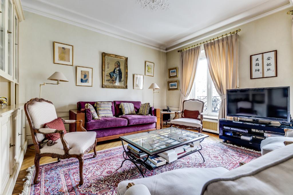 Vente Appartement de 5 pièces 115 m² - PARIS 75011   20ème APPART PYRÉNÉES - AR photo3