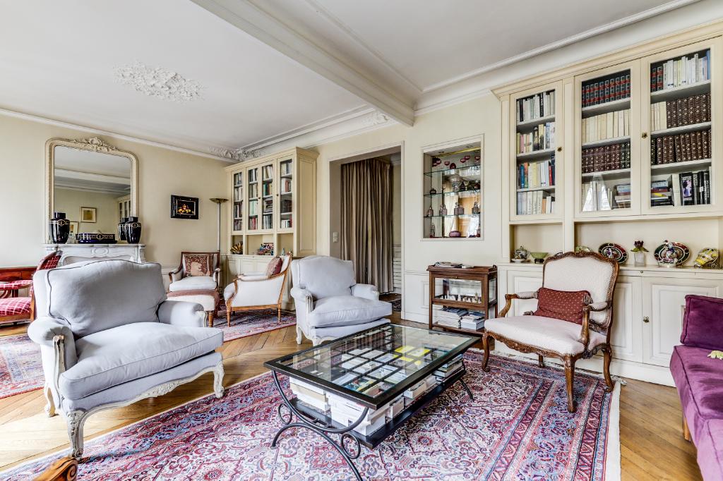 Vente Appartement de 5 pièces 115 m² - PARIS 75011   20ème APPART PYRÉNÉES - AR photo4