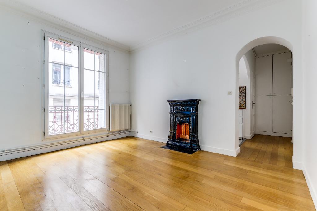 Vente Appartement de 3 pièces 48 m² - PARIS 75019   20ème APPART GAMBETTA - AR photo3