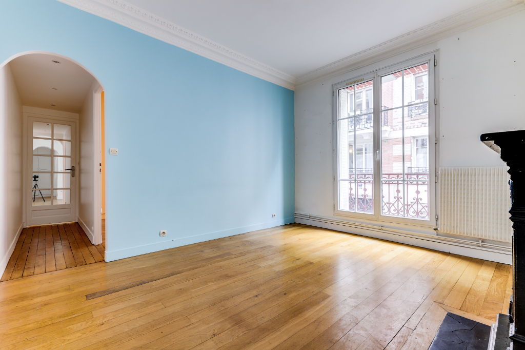 Vente Appartement de 3 pièces 48 m² - PARIS 75019   20ème APPART GAMBETTA - AR photo4