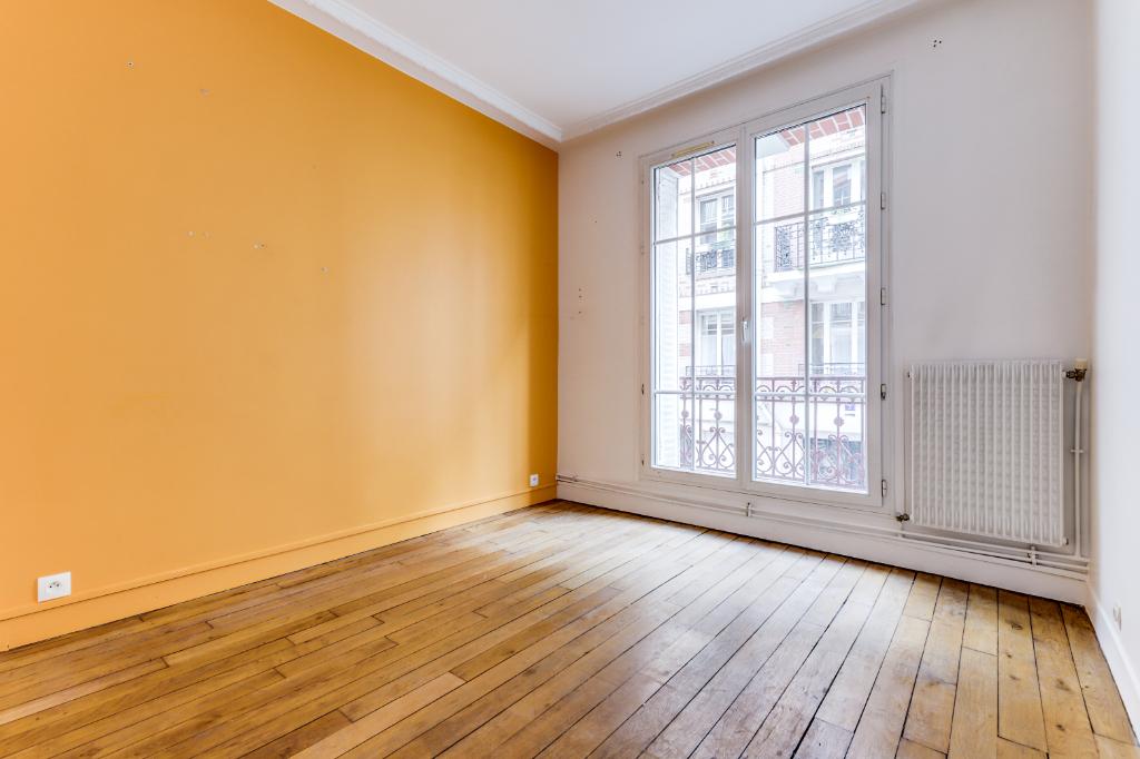 Vente Appartement de 3 pièces 48 m² - PARIS 75019   20ème APPART GAMBETTA - AR photo5