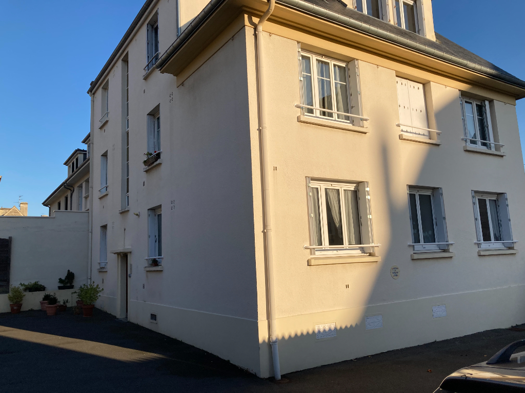 Vente appartement Caen 140800€ - Photo 1