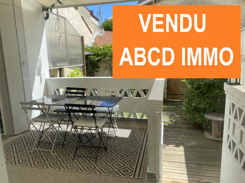 Sale apartment Bordeaux 509000€ - Picture 1