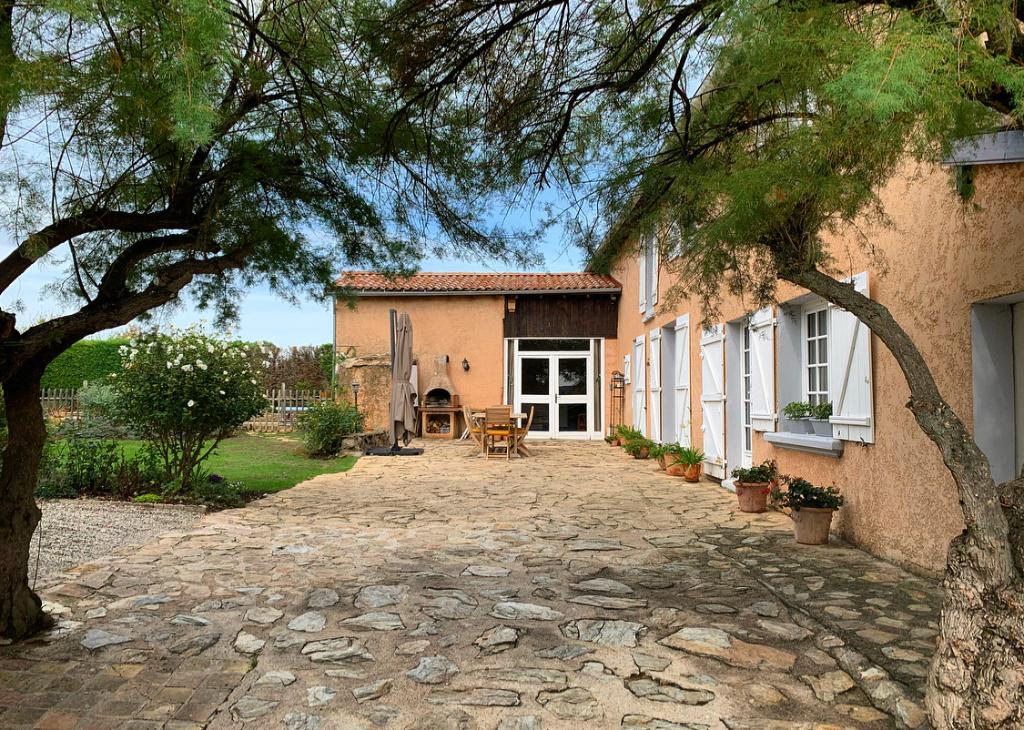 Vente maison / villa Chasse sur rhone 693000€ - Photo 1