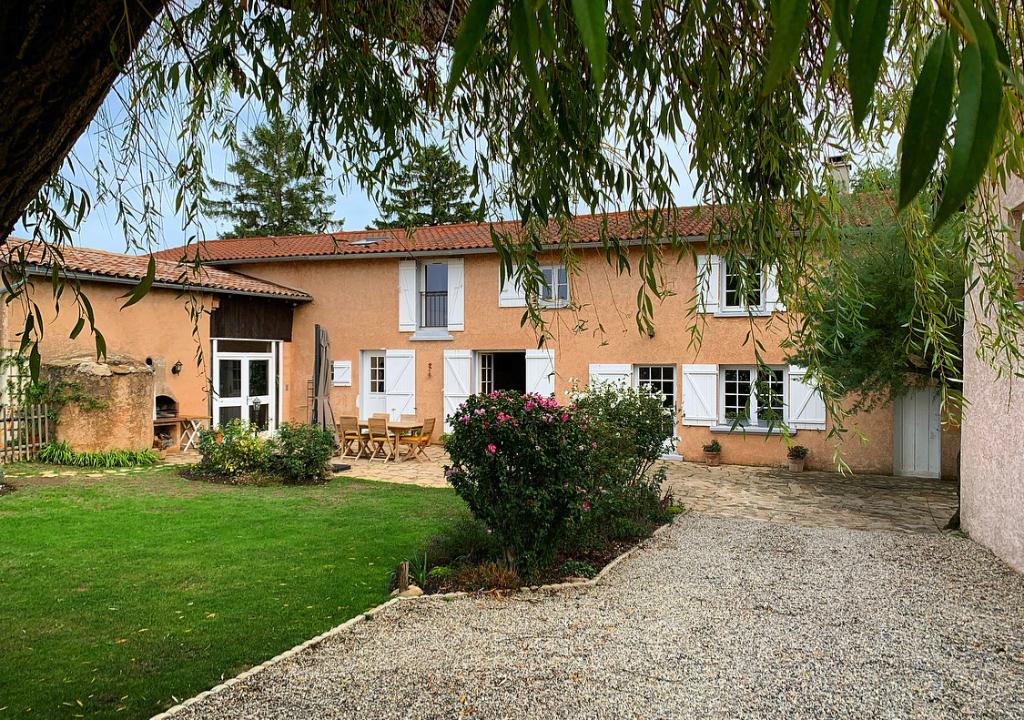 Vente maison / villa Chasse sur rhone 693000€ - Photo 4