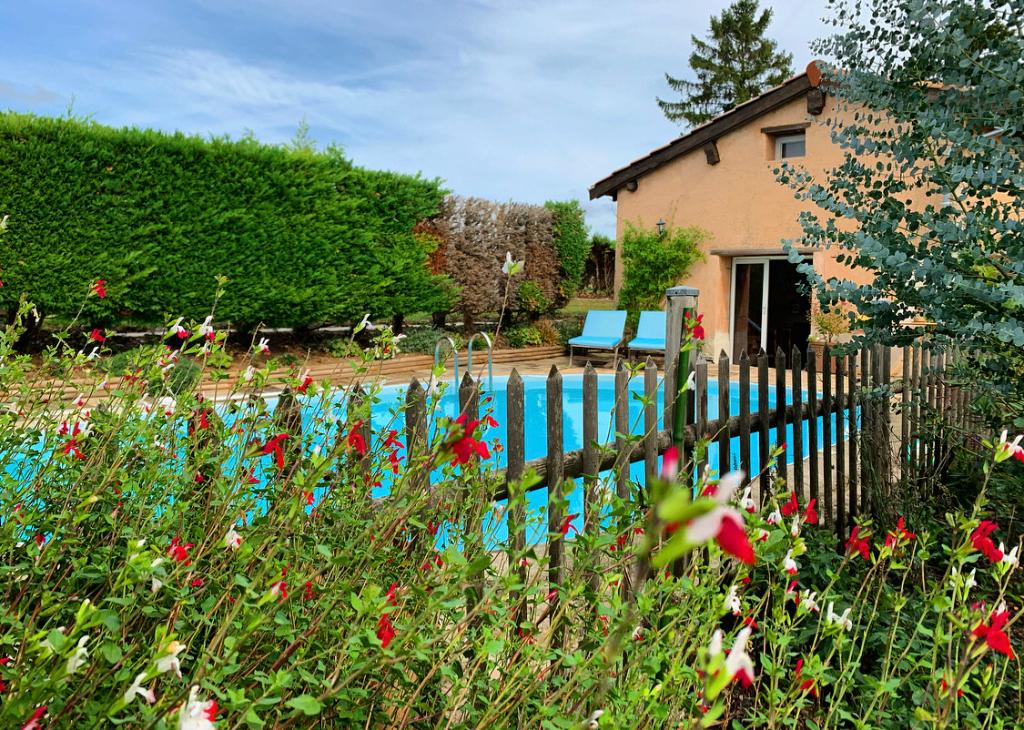 Vente maison / villa Chasse sur rhone 693000€ - Photo 6