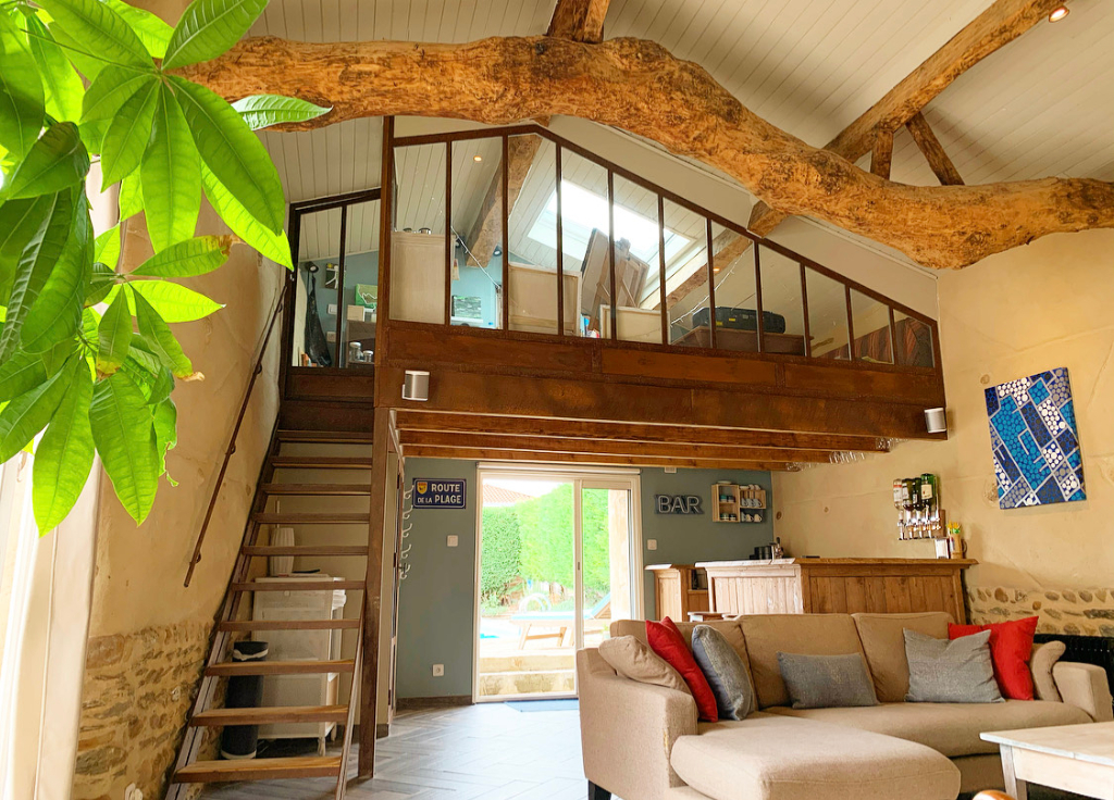 Vente maison / villa Chasse sur rhone 693000€ - Photo 7