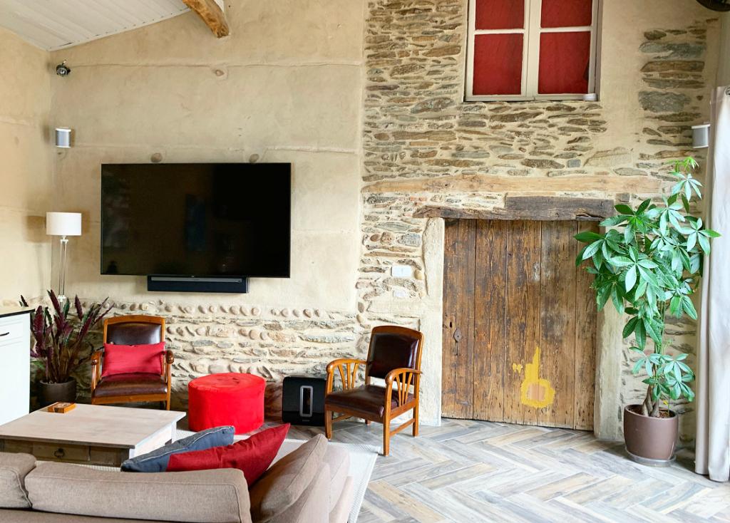 Vente maison / villa Chasse sur rhone 693000€ - Photo 8