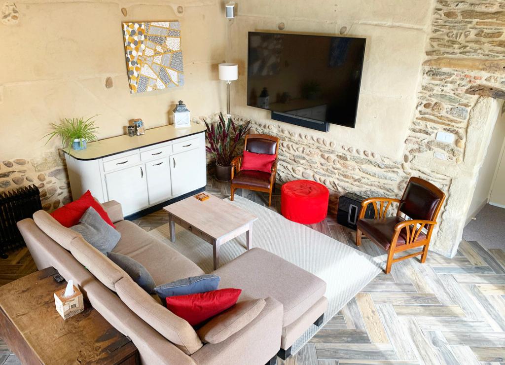 Vente maison / villa Chasse sur rhone 693000€ - Photo 9