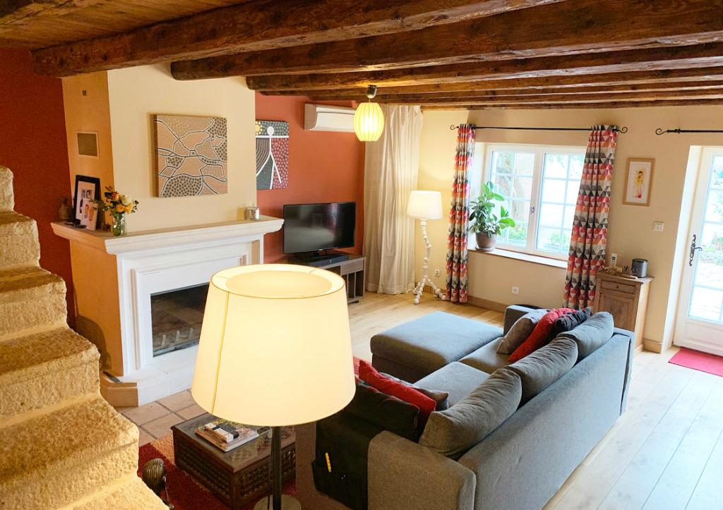 Vente maison / villa Chasse sur rhone 693000€ - Photo 10