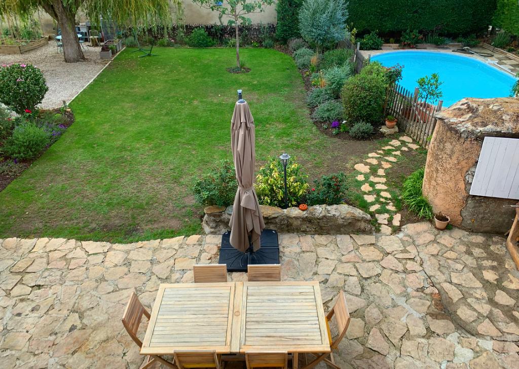 Vente maison / villa Chasse sur rhone 693000€ - Photo 14