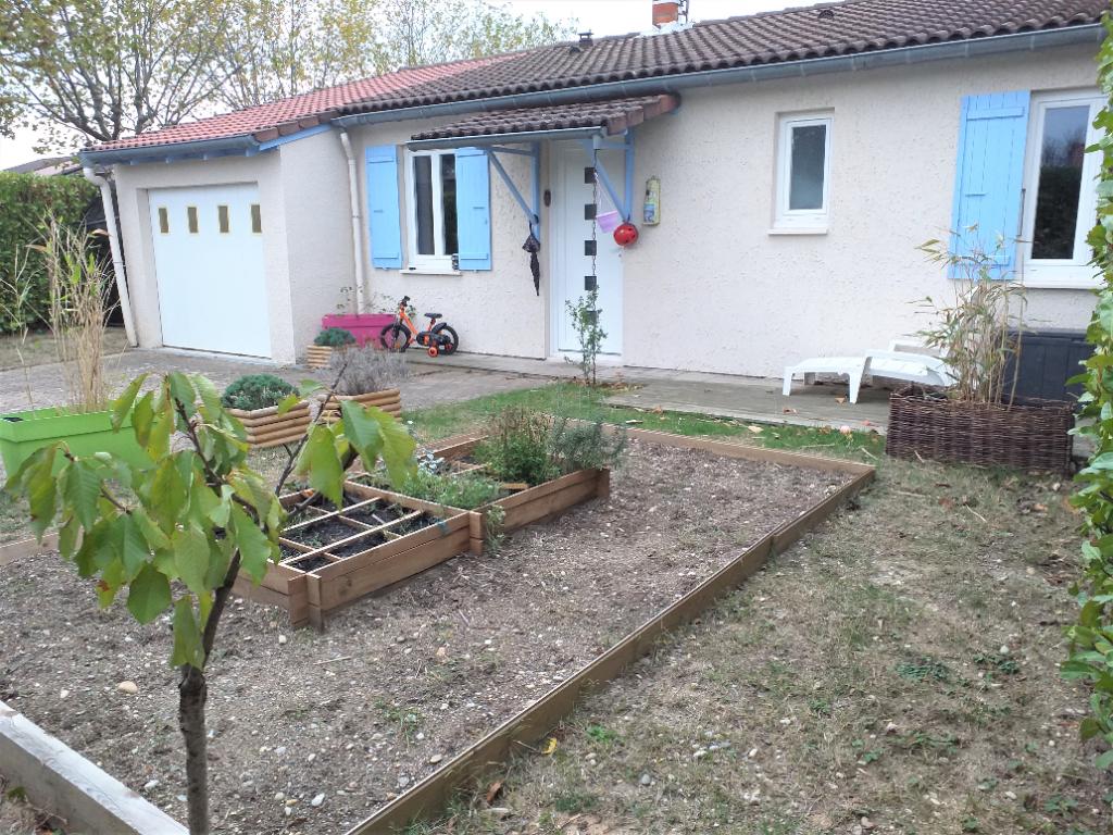 Vente maison / villa Mions 355000€ - Photo 3