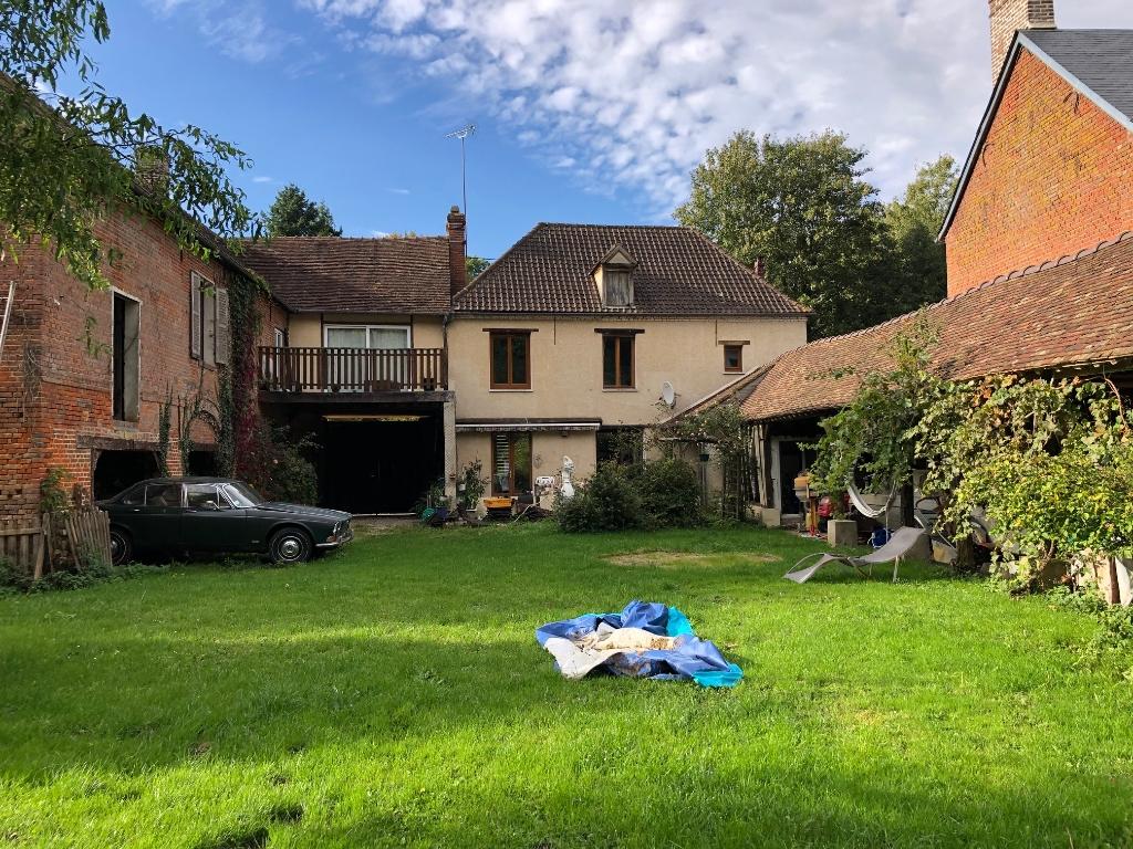 Sale house / villa Chaumont en vexin 260000€ - Picture 2