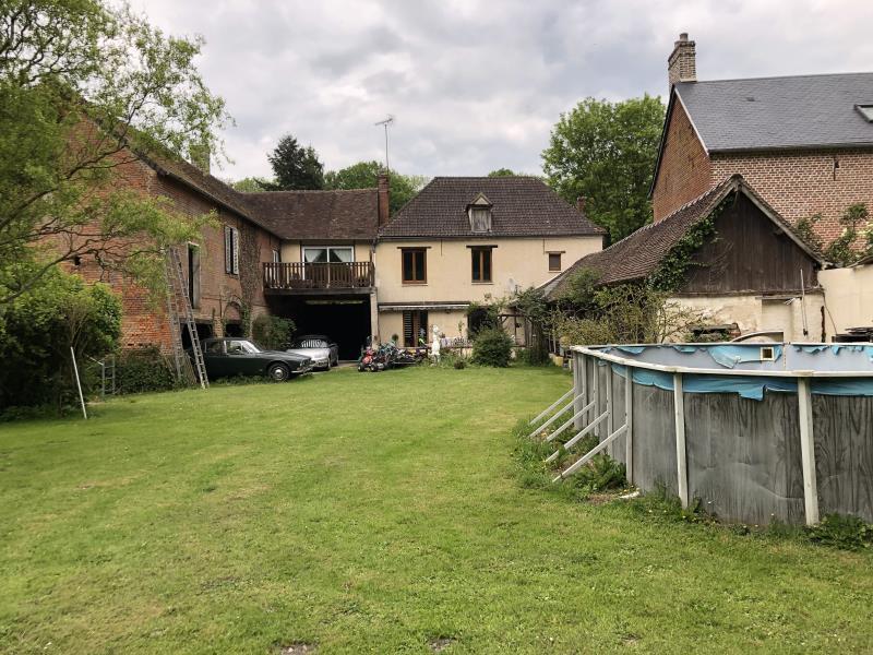 Sale house / villa Chaumont en vexin 260000€ - Picture 5