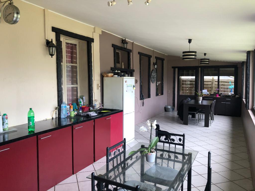 Sale house / villa Chaumont en vexin 166400€ - Picture 4