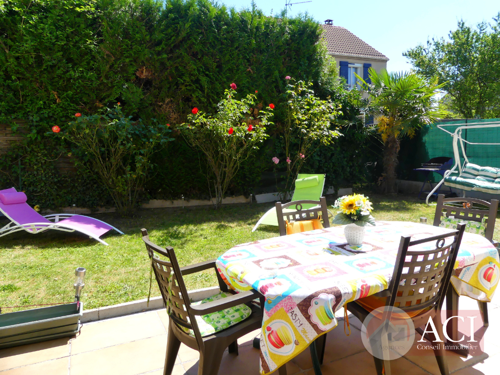 Sale house / villa Montmagny 466000€ - Picture 7