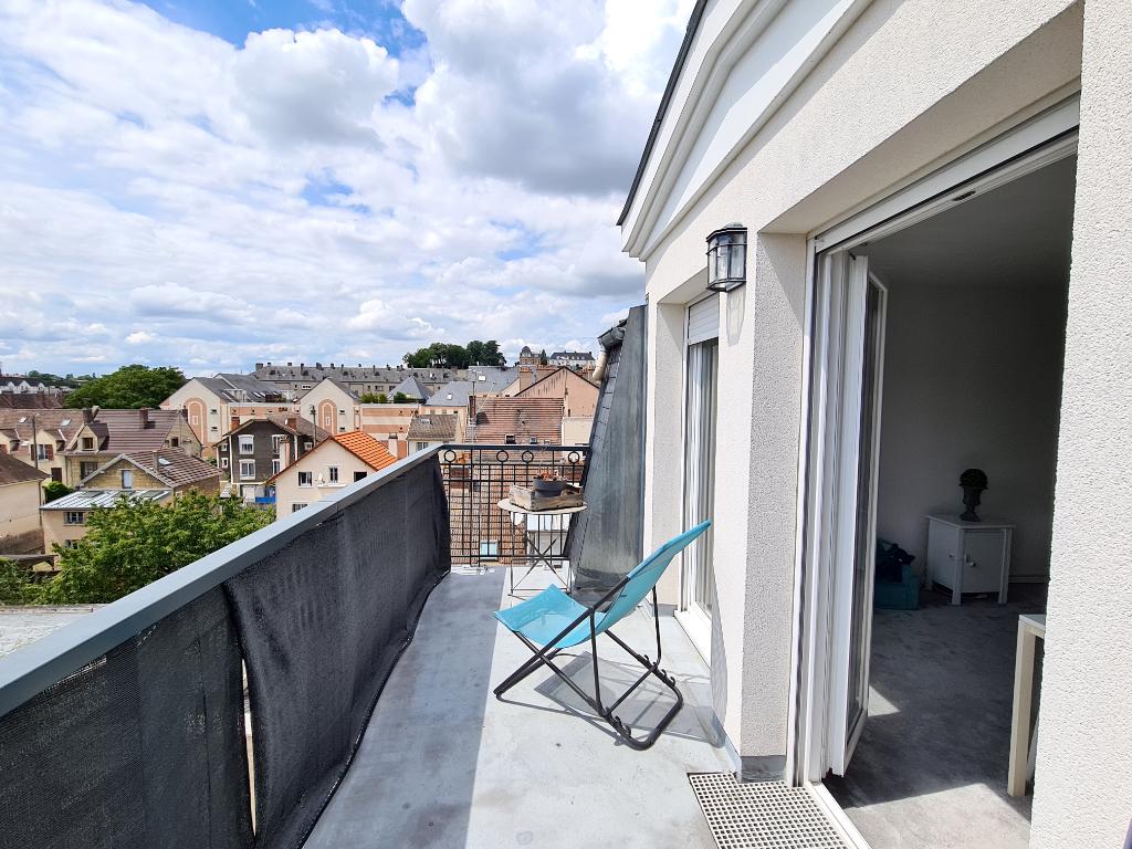 Vente appartement Saint ouen l aumone 245000€ - Photo 2