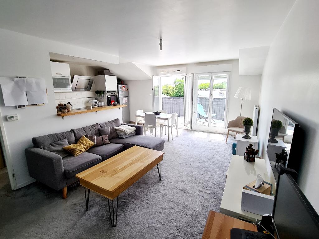 Vente appartement Saint ouen l aumone 245000€ - Photo 3