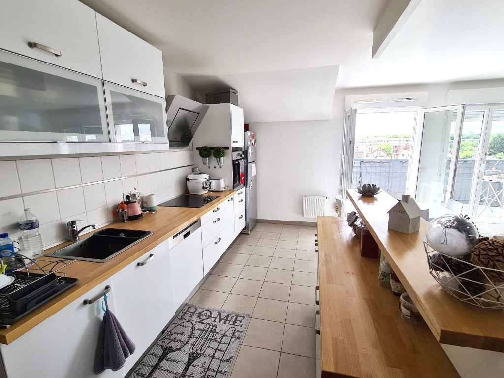 Vente appartement Saint ouen l aumone 245000€ - Photo 5