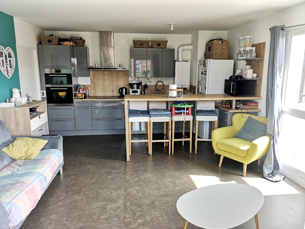Appartement Saint Ouen L Aumone 4 pièces 74.20 m2
