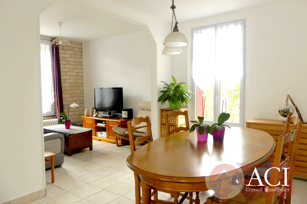 Vente maison / villa Montmagny 330750€ - Photo 1